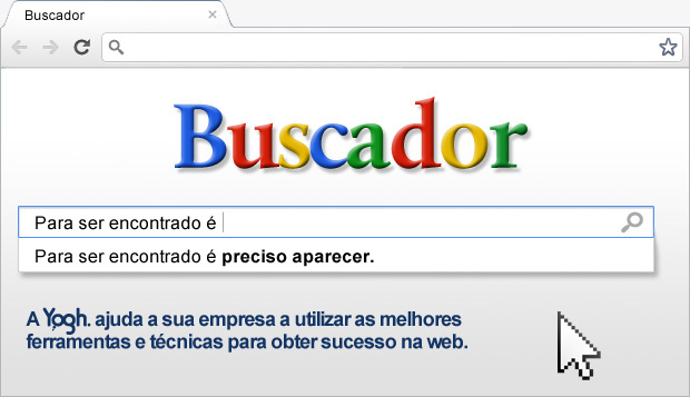 Como ser encontrando no Google