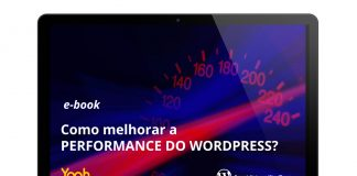 Ebook Performance do Wordpress